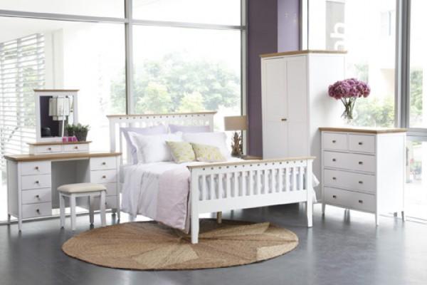 Giường ngủ Harmony 1m6
